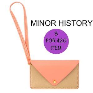 Minor History